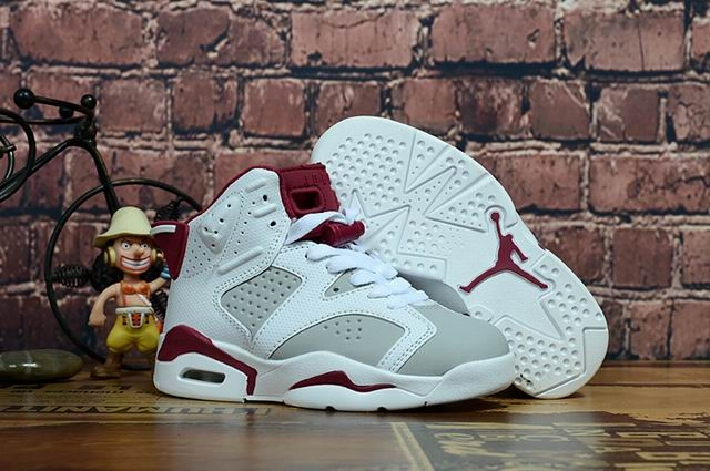KID AIR JORDAN 6 shoes 2018-1-19-001