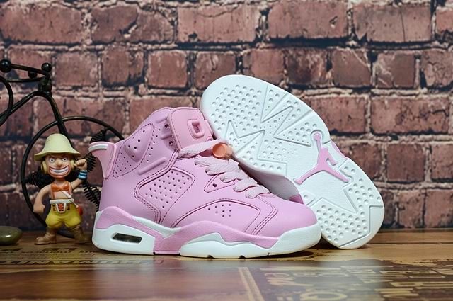 KID AIR JORDAN 6 shoes 2018-1-19-003