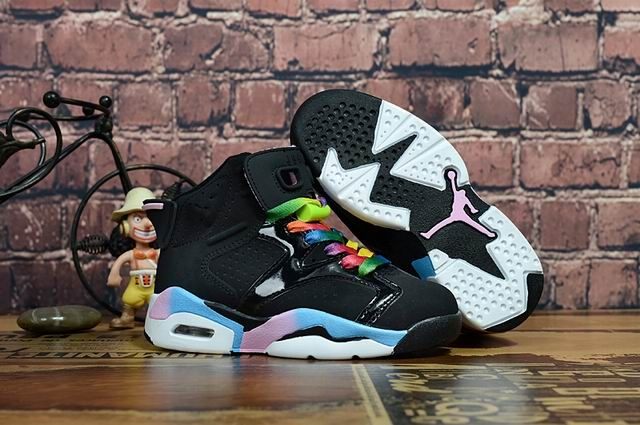KID AIR JORDAN 6 shoes 2018-1-19-005
