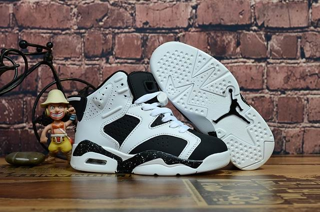 KID AIR JORDAN 6 shoes 2018-1-19-007