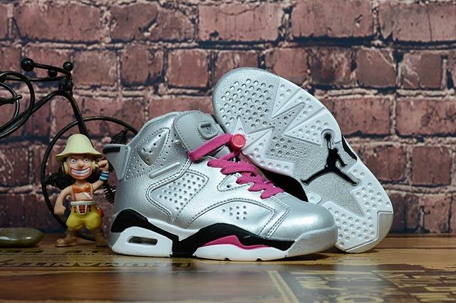KID AIR JORDAN 6 shoes 2018-1-19-010