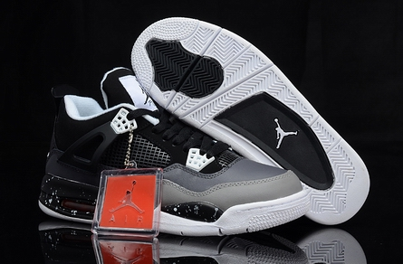 big kid jordan 4 shoes 136046-003