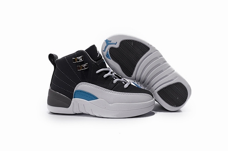 kid air jordan 12 retro 130690-006