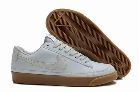 men Low Top Nike Blazers-012