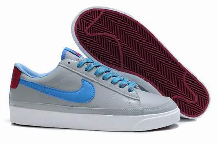 men Low Top Nike Blazers-013