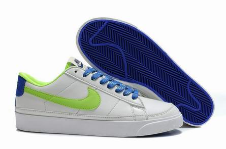 men Low Top Nike Blazers-014