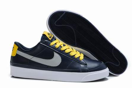 men Low Top Nike Blazers-015