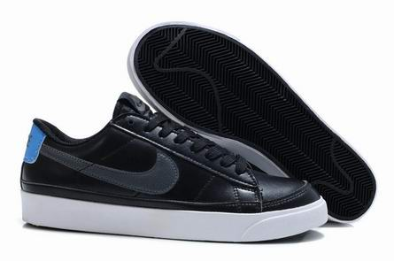 men Low Top Nike Blazers-018