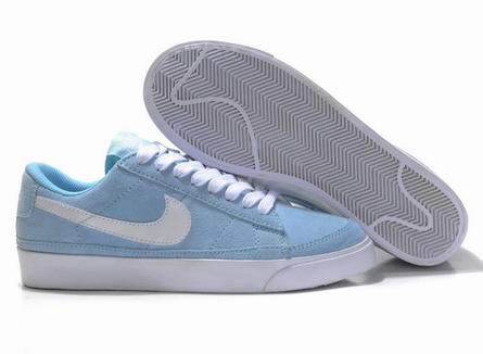 men Low Top Nike Blazers-019