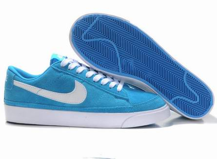 men Low Top Nike Blazers-020