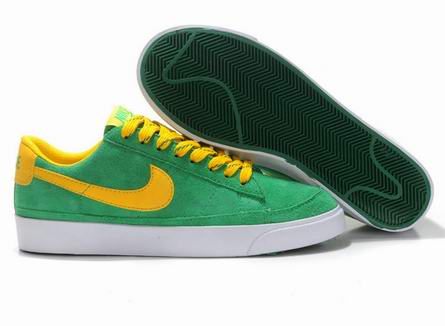 men Low Top Nike Blazers-021