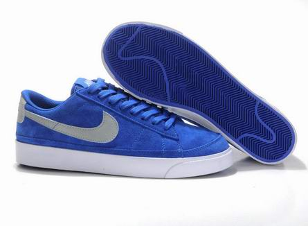 men Low Top Nike Blazers-022