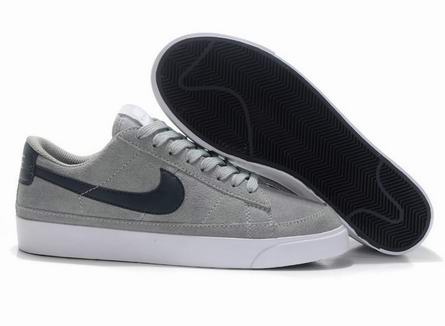 men Low Top Nike Blazers-026