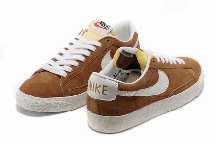 men Low Top Nike Blazers-027