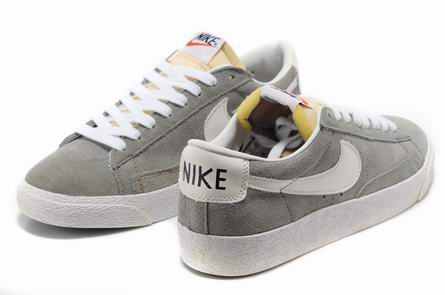 men Low Top Nike Blazers-028