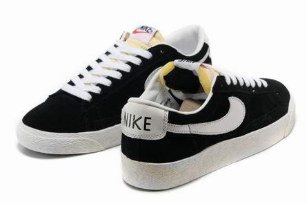 men Low Top Nike Blazers-029