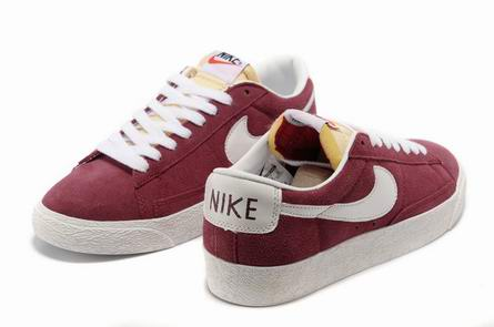 men Low Top Nike Blazers-030
