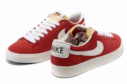 men Low Top Nike Blazers-031