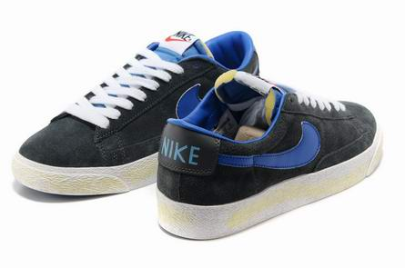 men Low Top Nike Blazers-032