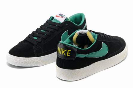 men Low Top Nike Blazers-033