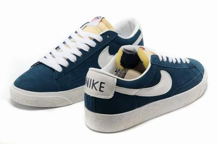 men Low Top Nike Blazers-035
