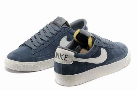 men Low Top Nike Blazers-037