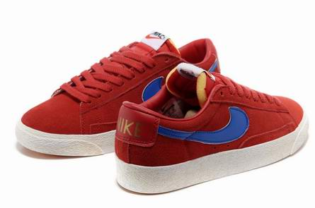 men Low Top Nike Blazers-038