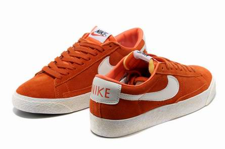 men Low Top Nike Blazers-040