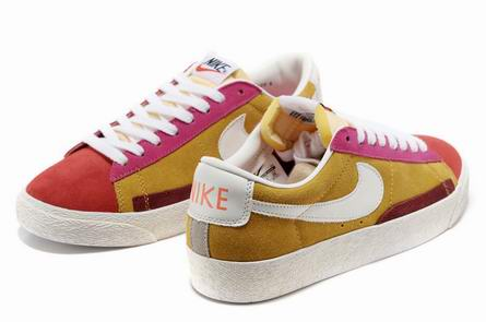 men Low Top Nike Blazers-041