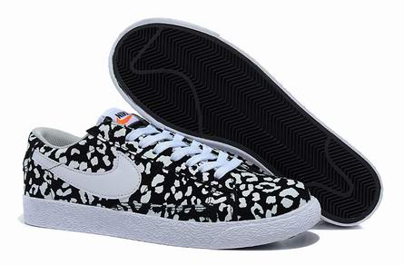 men Low Top Nike Blazers-042