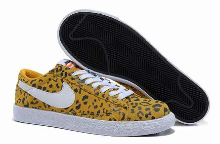 men Low Top Nike Blazers-044