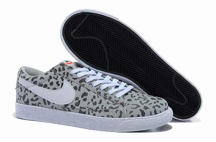 men Low Top Nike Blazers-045