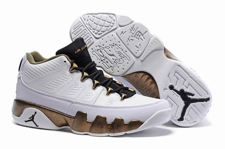 men air jordan 9 low-007
