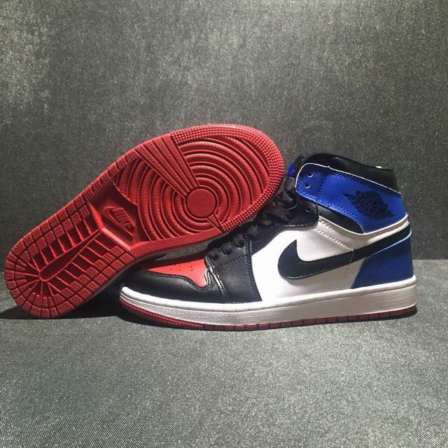 men jordan 1 shoes-066