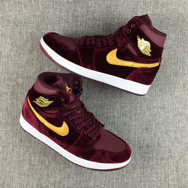 men jordan 1 shoes-071
