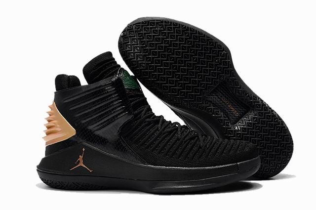 men jordan XXXII high top shoes-008