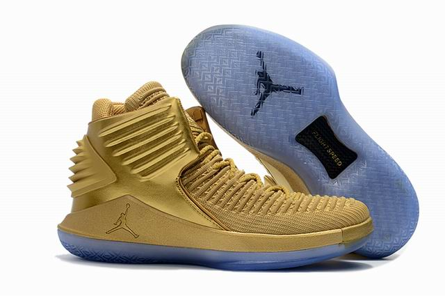 men jordan XXXII high top shoes-015