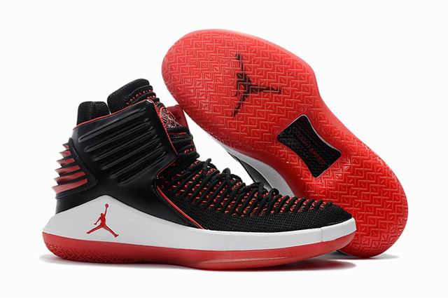 men jordan XXXII high top shoes-017