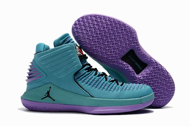 men jordan XXXII high top shoes-019