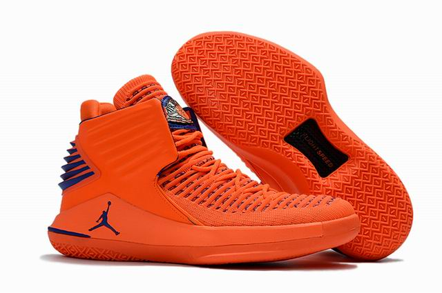 men jordan XXXII high top shoes-023
