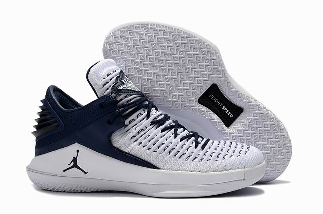 men jordan XXXII low top shoes-004