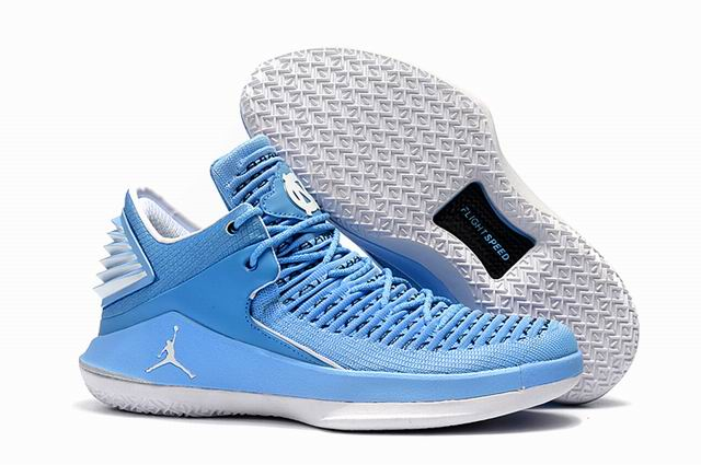 men jordan XXXII low top shoes-013