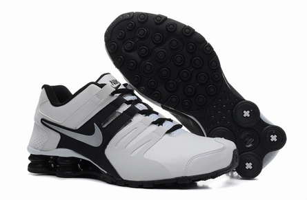 men nike shox current-001