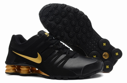 men nike shox current-010