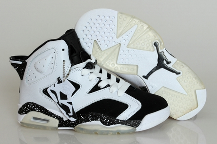 women GS air jordan 6 shoes 543390-004