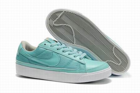 women Low Top Nike Blazers-007