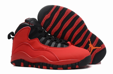 women jordan 10 shoes-004