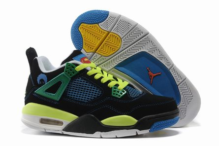 women jordan 4 shoes-008