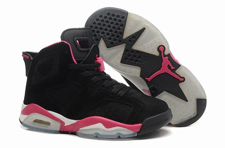 women jordan 6 shoes 543390-001