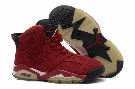 women jordan 6 shoes 543390-002